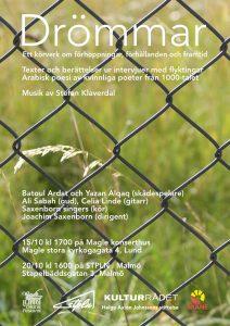 affisch staket
